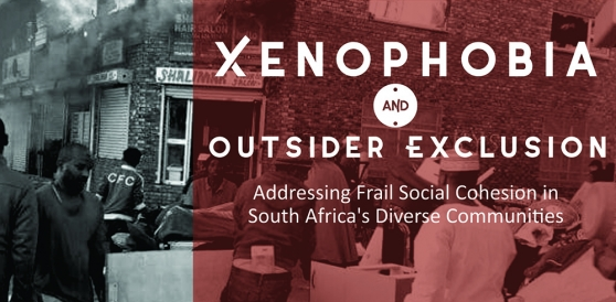South Africa Community Social Cohesion Profiles