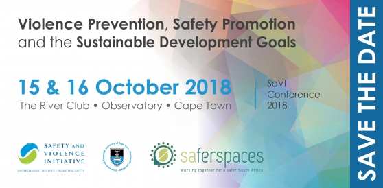 Save the date for the 2018 Conference